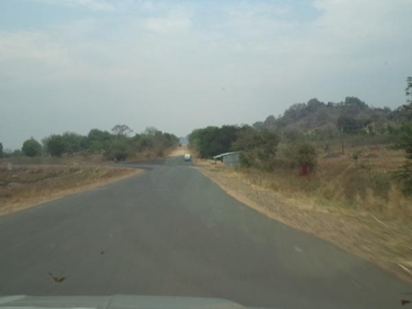 Gambella Road to Lare Woreda
