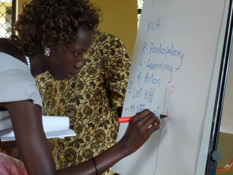 The benefit of female education in Gambella