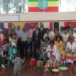The Ninth Ethiopian Nations, Nationalities and People's Day celebration in Sydney Australia