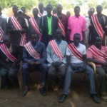 Pagak Residents attended the Celebration of the New Pagak County