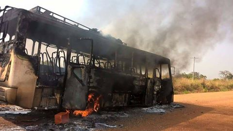 The terrorist are back in the Business in Gambella, May God Help Us