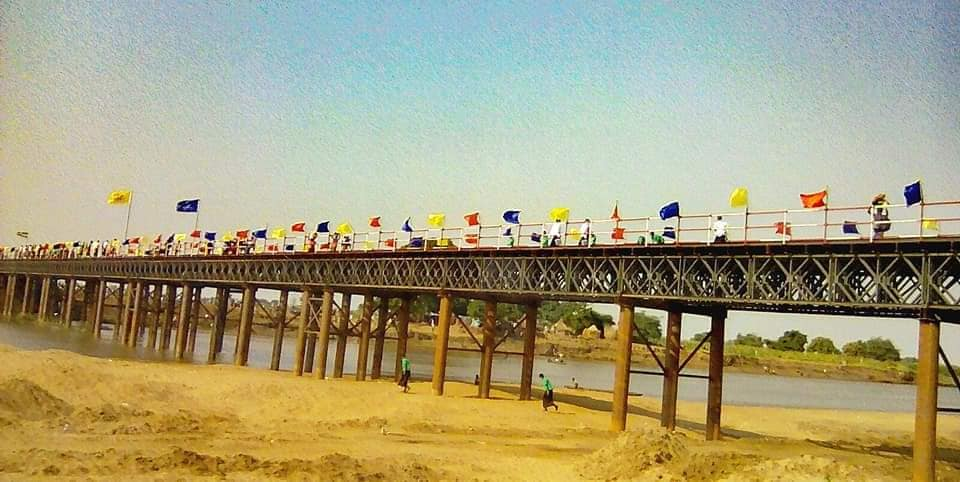 Construction of Jiokow Bridge in Nuer Zone Completed